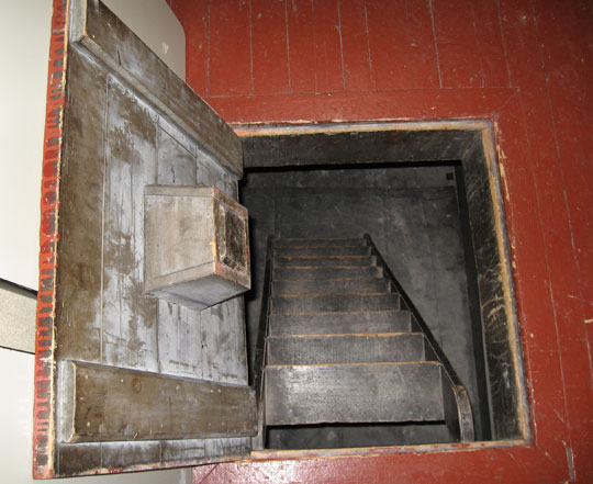 The Trap Door Room The Scope Archive