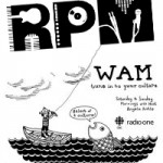 Unofficial RPM listening party on WAM (Day one)