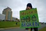 Photos: Open the House protest