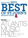 Best of St. John's awards and the Atlantis Music Prize gala
