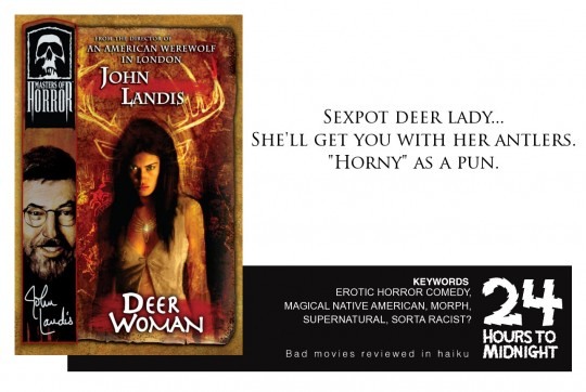 Deer Woman (2005) review for thescope.ca by 24 Hours to Midnight: The Blog!