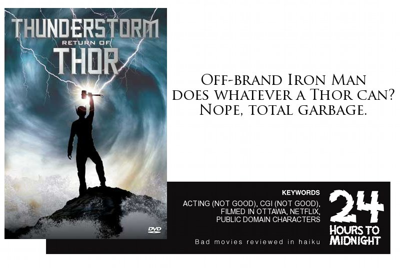 Thunderstorm: The Return of Thor (2011)