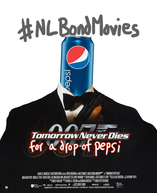 The Best of #NLBondMovies