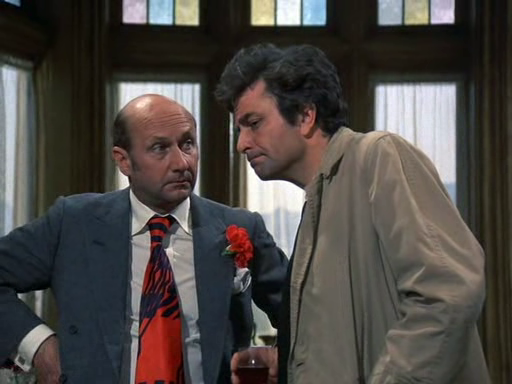 Peter falk remembered a look back at columbo the scope - Columbo any old port in a storm plot ...