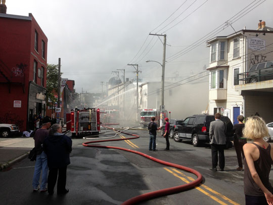 After The Duckworth Fire