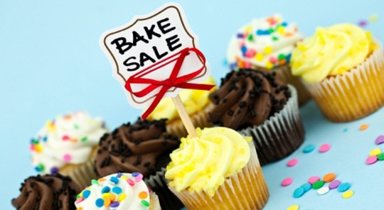 Bake Sale Fundraiser for Cystic Fibrosis